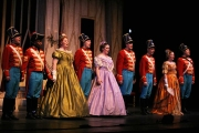 The cast of The Daughter of the Regiment, Daughter of the Regiment, Boston Lyric Opera, 2006