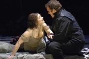 Tenor Garrett Sorenson as Alfredo and soprano Dina Kuznetsova as Violetta, La Traviata, Boston Lyric Opera, 2006