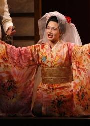 Cio-Cio-San/Madama Butterfly (soprano Kelly Kaduce), Madama Butterfly, Boston Lyric Opera, 2006