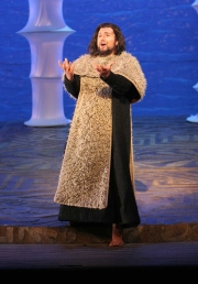 Baritone James Westman as Athanaël, Thaïs, Boston Lyric Opera, 2006