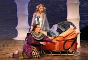 Soprano Kelly Kaduce as Thaïs and tenor Mark Thomsen as Nicias, Thaïs, Boston Lyric Opera, 2006
