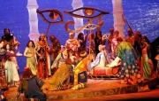 The cast of Thaïs, Thaïs, Boston Lyric Opera, 2006