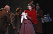 Musetta (soprano Kimwana Doner), La Boheme, Boston Lyric Opera, 2007