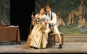 Soprano Ailyn Pérez (Susanna) and bass-baritone Kyle Ketelsen (Figaro), Le nozze di Figaro, Boston Lyric Opera, 2007