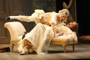 Mezzo-soprano Kate Lindsey (Cherubino) and soprano Jennifer Casey Cabot (Countess Almaviva), Le nozze di Figaro, Boston Lyric Opera, 2007