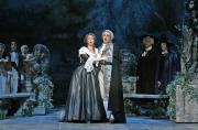 Soprano Jennifer Casey Cabot (Countess Almaviva) and baritone Paulo Szot (Count Almaviva), Le nozze di Figaro, Boston Lyric Opera, 2007