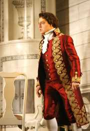 King Gustavus (tenor Julian Gavin), Boston Lyric Opera, 2007