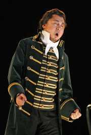 Captain Anckarström (baritone Chen-Ye Yuan), Un ballo in maschera, Boston Lyric Opera, 2007
