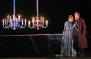 Amelia (soprano Doina Dimitriu) and King Gustavus (tenor Julian Gavin), Un ballo in maschera, Boston Lyric Opera, 2007