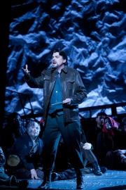 Richard Crawley (Macduff), Macbeth, Boston Lyric Opera, 2011