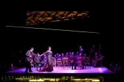 Daniel Sutin (Macbeth) and Carter Scott (Lady Macbeth), Macbeth, Boston Lyric Opera, 2011