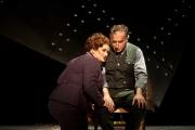 Carter Scott (Lady Macbeth) and Daniel Sutin (Macbeth), Macbeth, Boston Lyric Opera, 2011