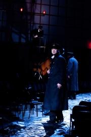 Christopher Burchett (Officer 2/Blazes), The Lighthouse, Boston Lyric Opera, 2011