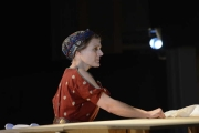 Christine Abraham as Sarah, 2013 Clemency, Boston Lyric Opera