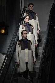 David McFerrin, Neal Ferreira, Samuel Levine, 2013 Clemency, Boston Lyric Opera