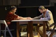 David Kravitz, Christine Abraham, 2013 Clemency, Boston Lyric Opera