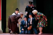 "A scene from Boston Lyric Opera's ""The Inspector."", 2012"