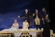 Caroline Worra, Sandra Piques Eddy, Sir Thomas Allen, Paul Appleby, Matthew Worth, Phyllis Pancella , Cosi Fan Tutte, 2013 Boston Lyric Opera