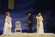 Caroline Worra, Sir Thomas Allen, Sandra Piques Eddy, Cosi Fan Tutte, 2013 Boston Lyric Opera