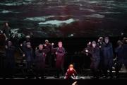 Georgia Harper (Senta, age 7) and The Flying Dutchman Chorus, The Flying Dutchman, Boston Lyric Opera, 2013
