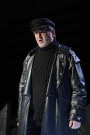 Gregory Frank (Donald), The Flying Dutchman, Boston Lyric Opera, 2013