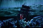 Olivia Dundon-Duvall (Senta, age 14) and The Flying Dutchman Chorus, The Flying Dutchman, Boston Lyric Opera, 2013