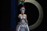 So Young Park as Queen of the Night, Boston Lyric Opera, The Magic Flute, OCT 2013