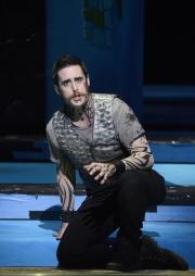 Neal Ferreira as Monostatos, Boston Lyric Opera, The Magic Flute, OCT 2013