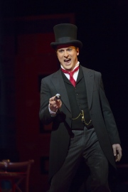 Jesse Blumberg in Boston Lyric Opera's new production of The Merry Widow running April 29-May 8 at the Citi Shubert Theater.