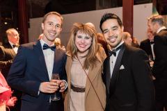 Gala After Party Attendees, Boston Lyric Opera, November 10, 2017