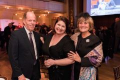 Gala Attendees, Boston Lyric Opera, November 10, 2017