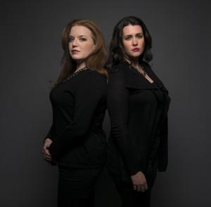 Jennifer Johnson Cano and Chelsea Basler
