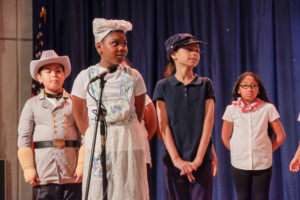 BPS Students Perform their Original Opera