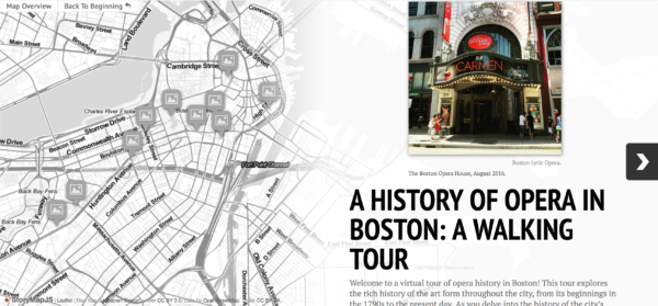 The History of Opera in Boston: A Walking Tour