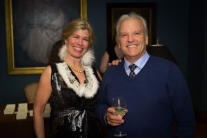 BLO: Werther - Opening Night, March 11, 2016: Willa Bodman and Dave McCue