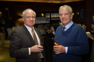 BLO: Werther - Opening Night, March 11, 2016: Michael Puzo and David McCue
