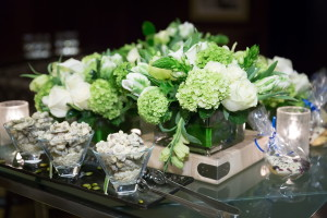 BLO: Werther - Opening Night, March 11, 2016: Flowers