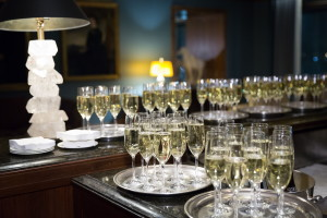 BLO: Werther - Opening Night, March 11, 2016: Champagne
