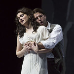 Sandra Piques Eddy and Alex Richardson in BLO's Werther