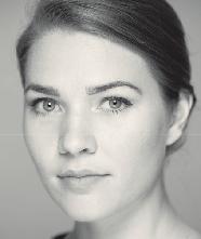 Emma Sorenson, mezzo-soprano, BLO 2016/17 Jane and Steven Akin Emerging Artist