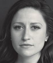 Felicia Gavilanes, mezzo-soprano, BLO 2016/17 Jane and Steven Akin Emerging Artist