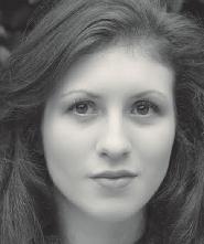 Sara Womble, soprano, BLO 2016/17 Jane and Steven Akin Emerging Artist
