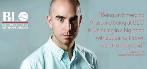 Emerging Artist Simon Dyer