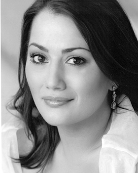 HEATHER JOHNSON, Mezzo-Soprano, BABA THE TURK, Boston Lyric Opera