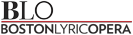 Boston Lyric Opera Mobile Logo