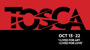 Tosca | OCT 13-22, 2017 | Boston Lyric Opera