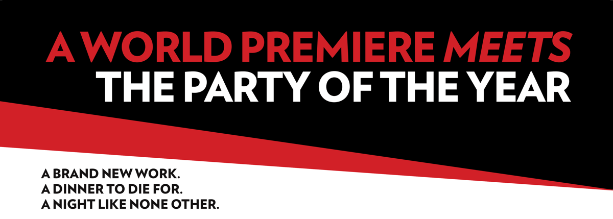 A WORLD PREMIER MEETS THE PARTY OF THE YEAR