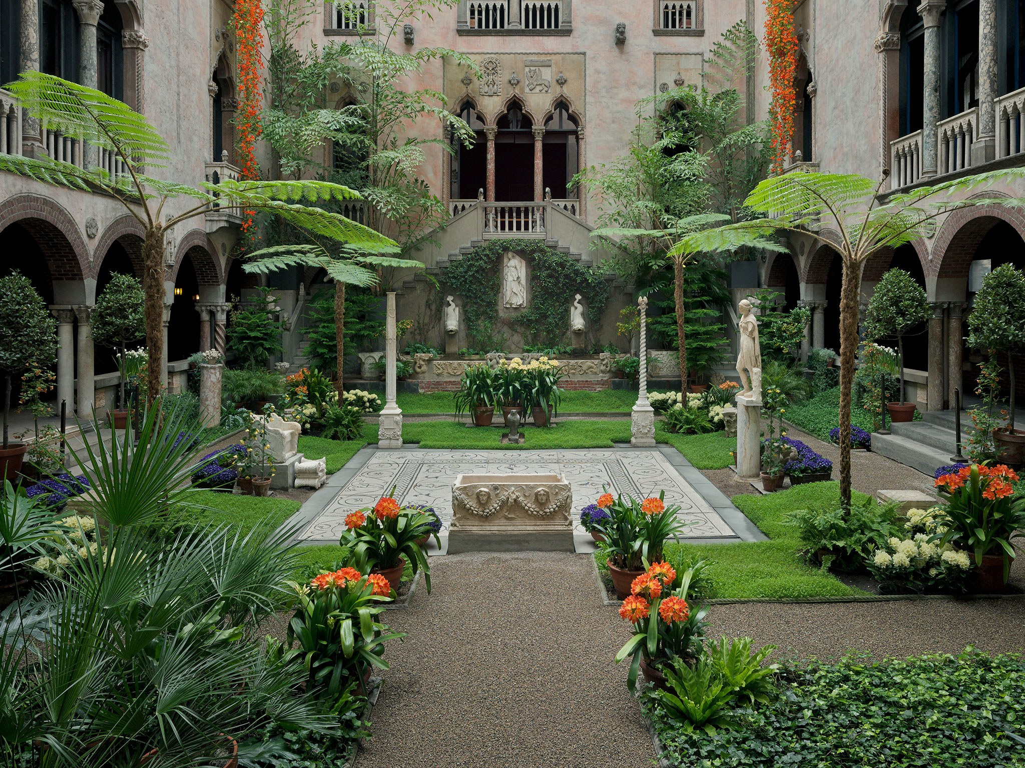 Pop Up Performances The Isabella Stewart Gardner Museum
