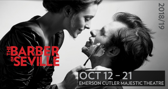 THE BARBER OF SEVILLE | OCT 12-21