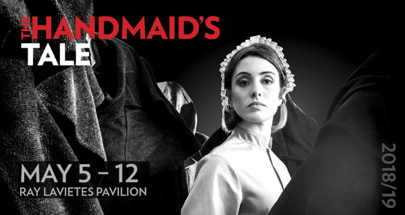 THE HANDMAID'S TALE | MAY 5-12